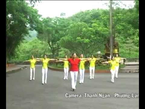 Vũ điệu thể thao rumba - Lê Vân