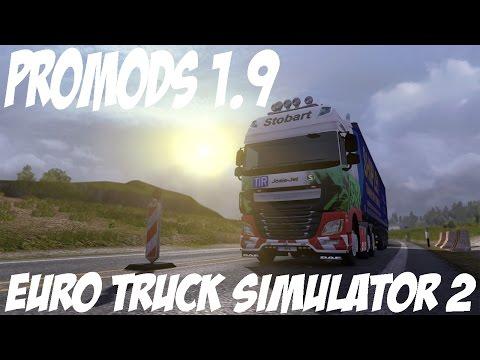ProMods 1.9 - Euro Truck Simulator 2