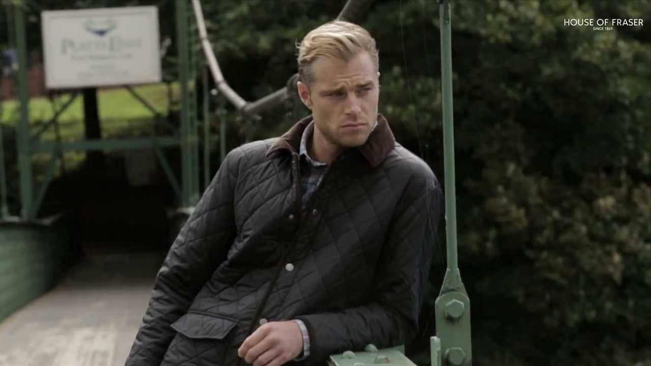 Men S Style New Season Coats And Jackets House Of Fraser Youtube