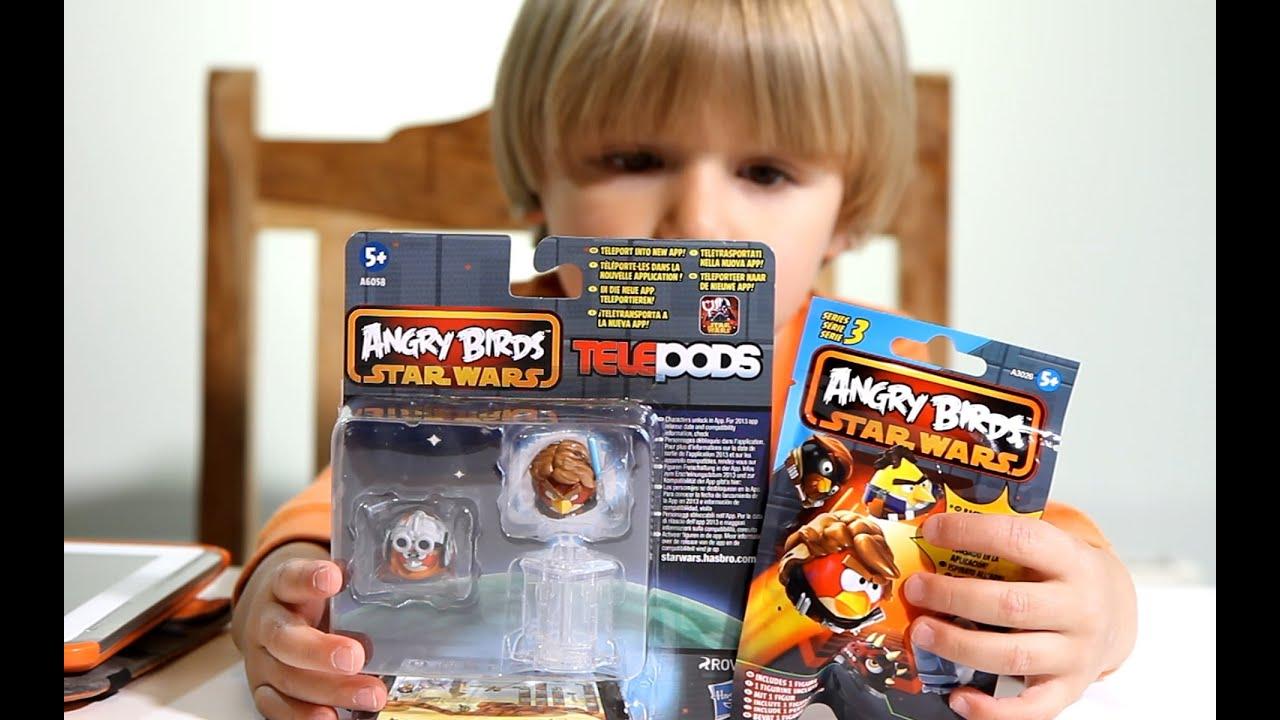 Angry Birds Star Wars Rebels Vs Villains