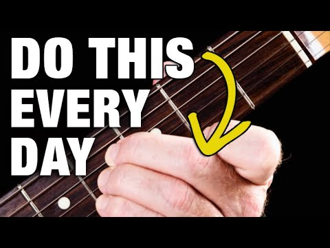 Do This Every Day (TOTAL CHORD WORKOUT)