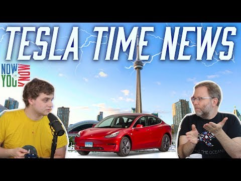 Tesla Time News - Tesla Makes A Compliance Car?