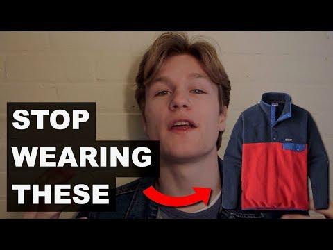 5 THINGS TEENS NEED TO STOP WEARING NOW - JOHN GREENACRE