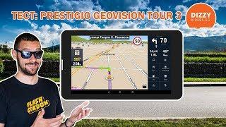 Разопаковане и тест: Prestigio GeoVision Tour 3