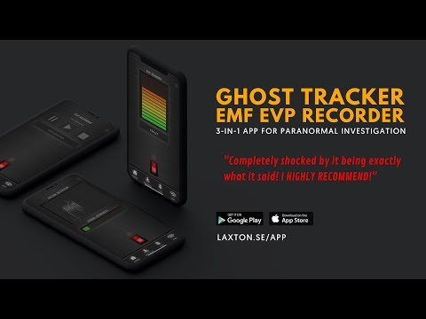 Ghost Tracker EMF For Pc - Download For Windows 7,10 and Mac