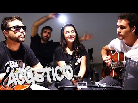 Craft Studios - ACÚSTICO VIRAR COMIDA ft BIBI - Paródia Closer