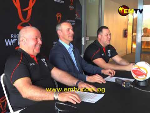 Port Moresby Ready as the Host City for the 2017 Rugby League World Cup
