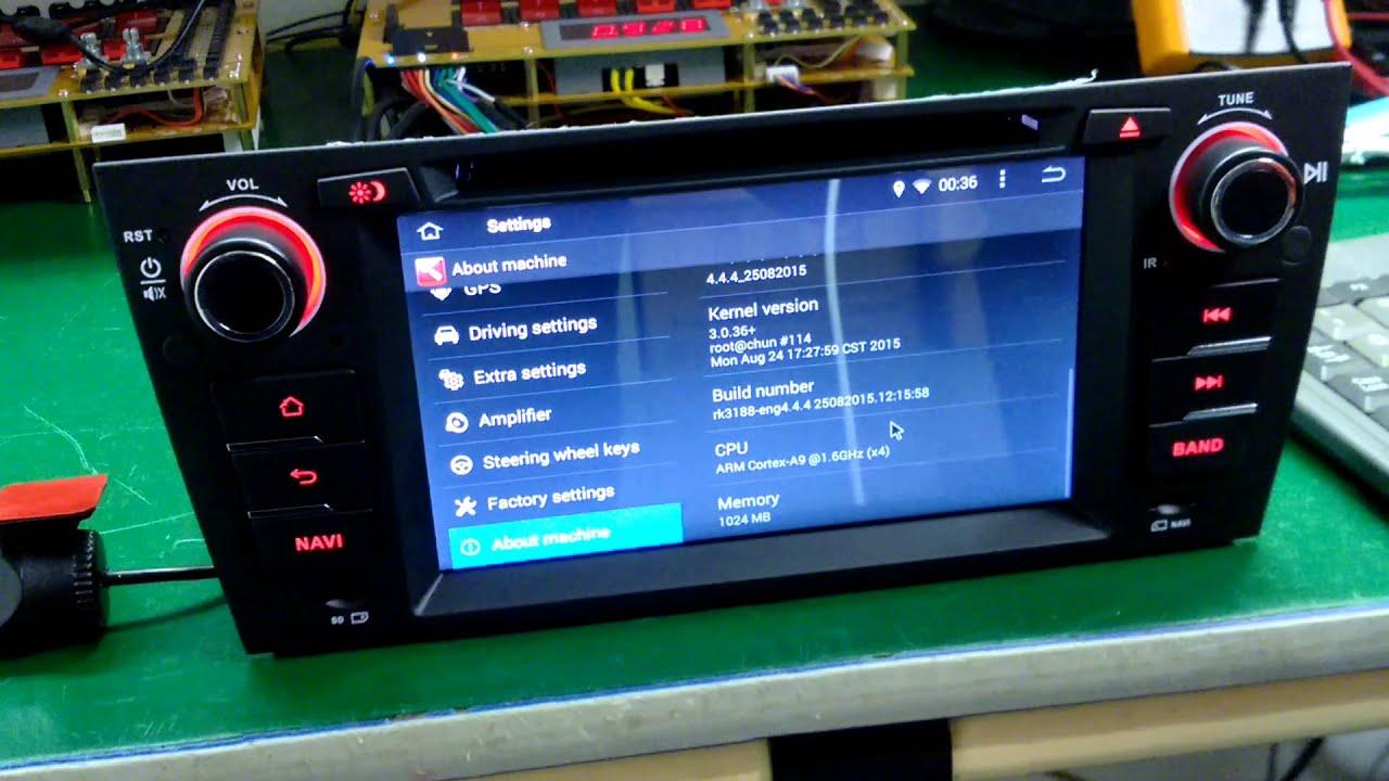 Joying Best for BMW 3 Series E90 E91 E92 E93 Android car head unit DVD  player GPS navigation review