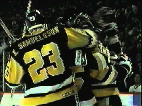 Game 4 Penguins vs Blackhawks 1992