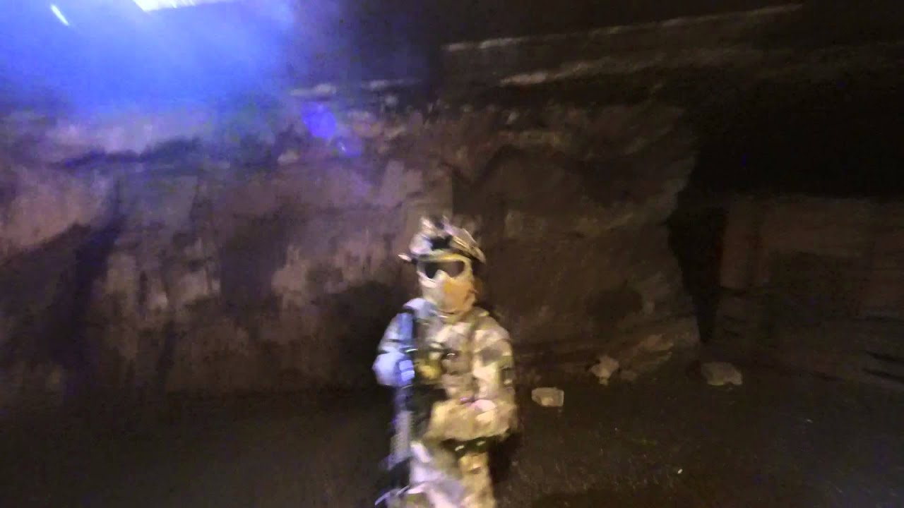 airsoft at the bunker 12 09 15 youtube