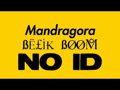 Mandragora, Belik Boom   No ID (Original Mix)