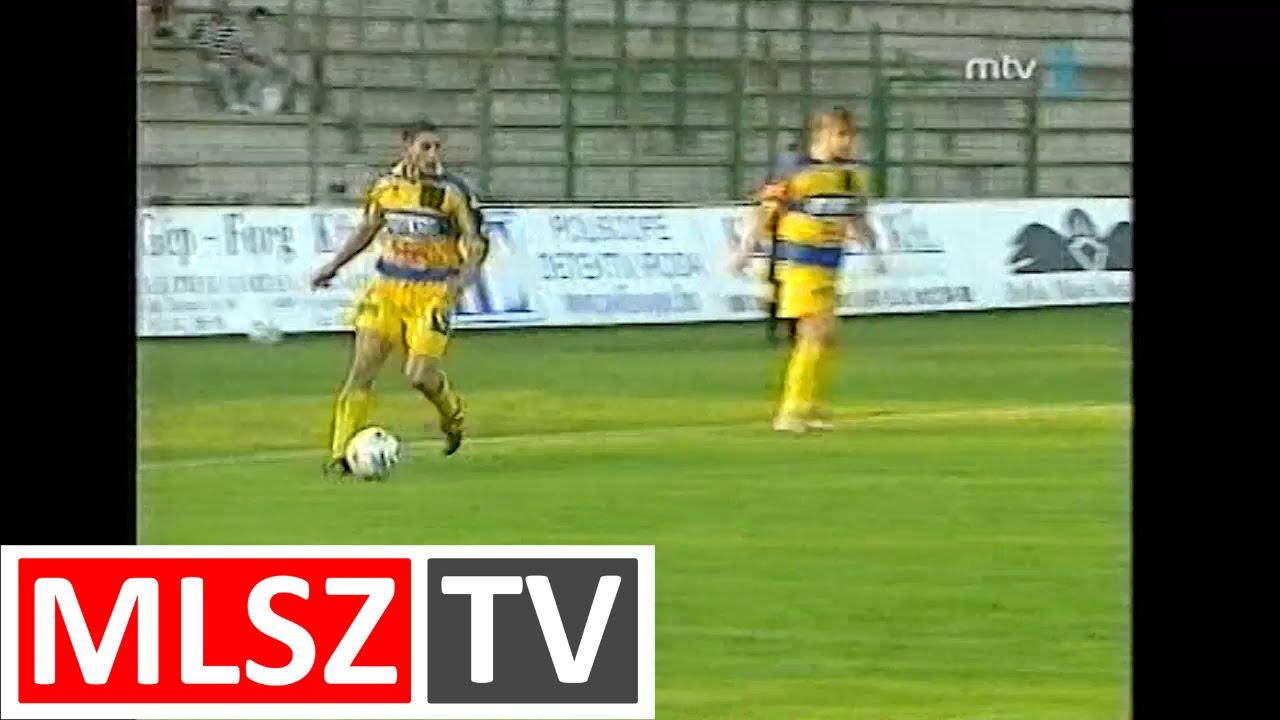 Siófok-Győri ETO | 2-1 | 2003. 05. 30 | MLSZ TV Archív