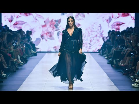 Ashley Graham and Highlights of the Runway 4 at the 2019 Virgin Australia Melbourne Fashion Festival