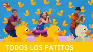 Pica-Pica - Todos Los Patitos (Videoclip Oficial) thumbnail