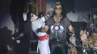 Alice Cooper Live 2015 =] Ballad of Dwight Fry = Killer = I Love the Dead [= Houston, Tx