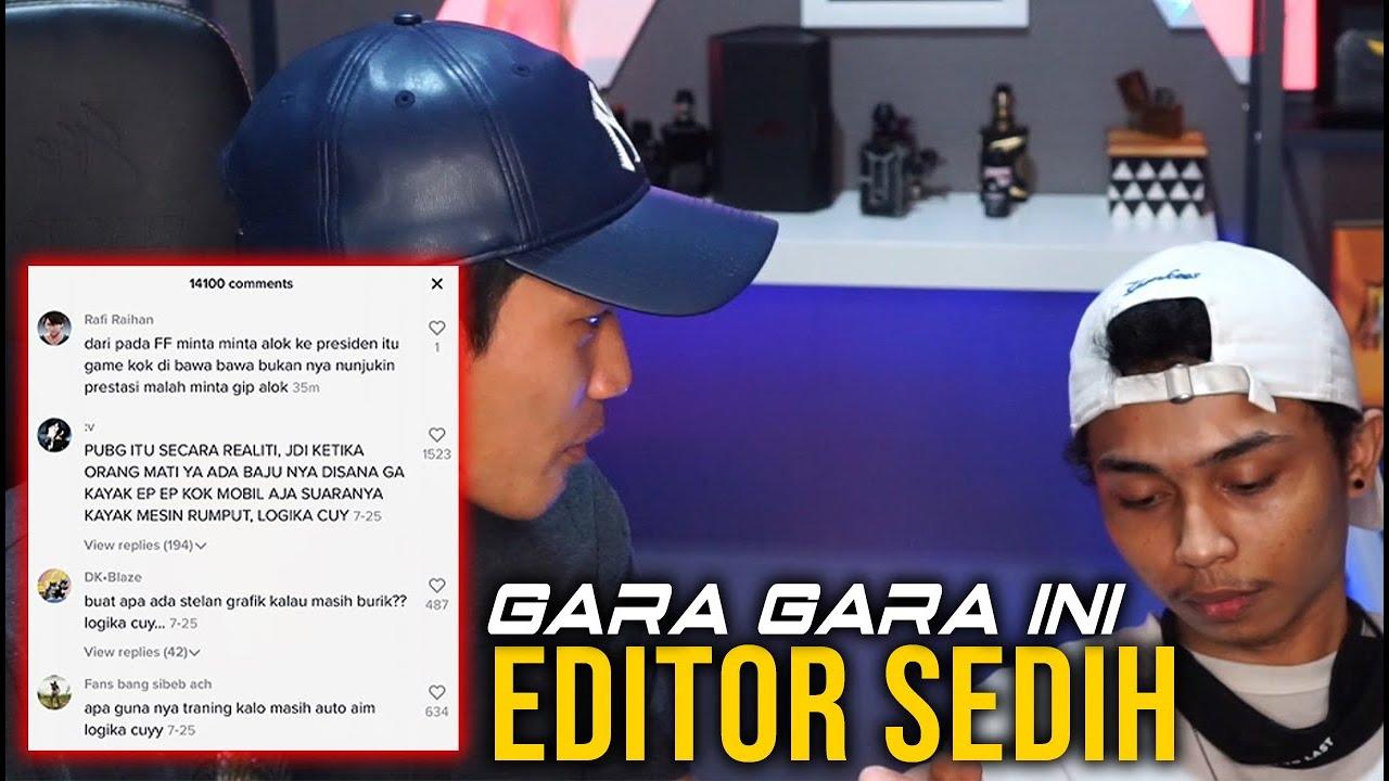BANTUIN EDITOR CARI BAHAN PANTUN DI LIVIK!!