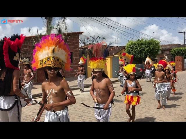 TRIBO ÁGUIA NEGRA DE PEDRAS DE FOGO