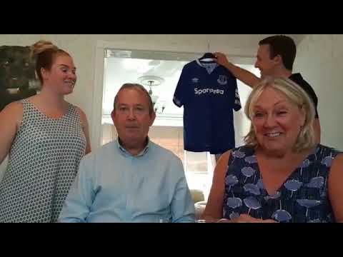Outakes for Ray clemence birthday video
