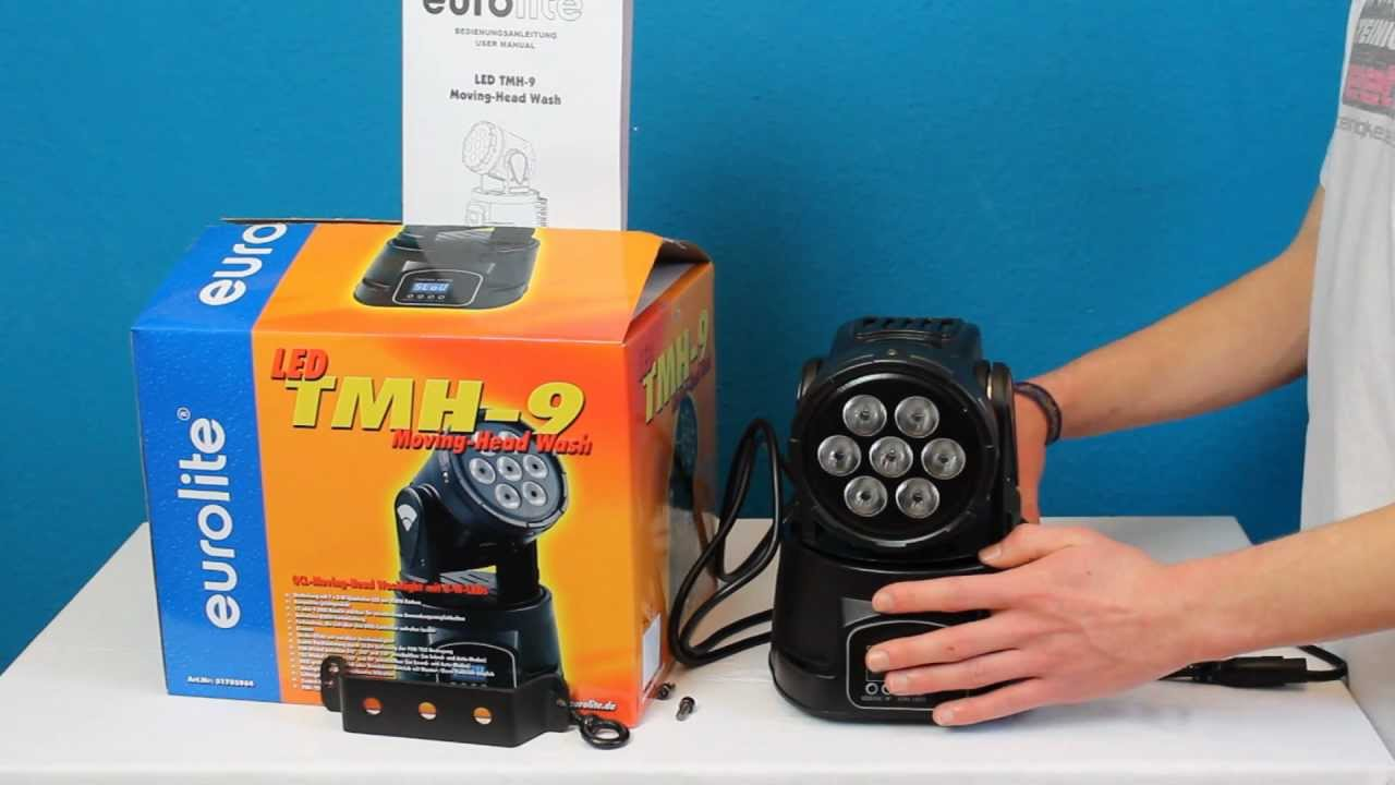 Eurolite TMH- 9