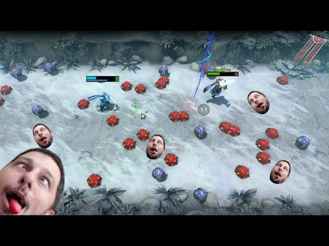 Mini Game Madness (Frostivus Festival Dota 2 Custom Game)