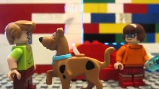 Lego Scooby-Doo: Mystery Mansion 樂高叔比狗:詭異洋房 Лего-т отношение собаки: странный дом
