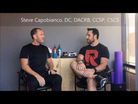 An Interview w/ Dr. Steve Capobianco, Medical Director: RockTape and Owner of ProjectMOVE