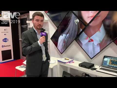 ISE 2019: Seada Technology Shows Off G4K Creative Video Wall Controller
