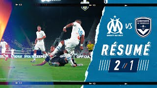 OM 2-1 Bordeaux Highlights  #EALigue1games