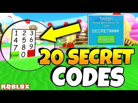 20 NEW *SECRET*