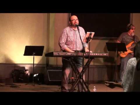 Richard Pena Worship at Todd Bentley Event