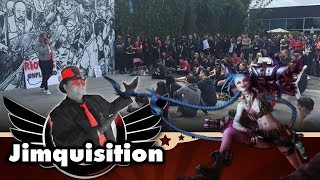 Quiet Riot: A Cult Of Silence (The Jimquisition)