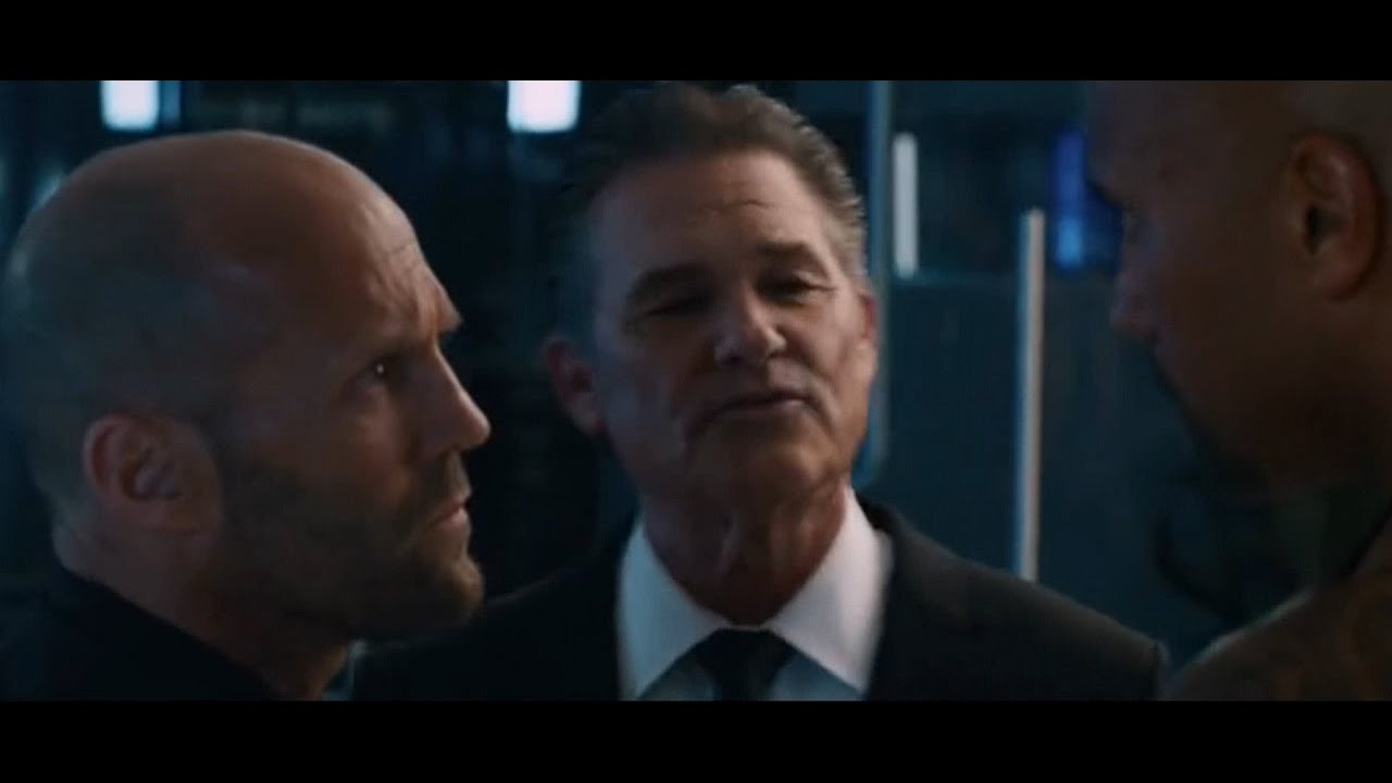 Download The Fate of the Furious   Shaw Joins to the Team   Roman's Idea   UFMClips