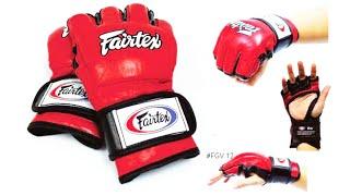 Купить перчатки MMA Fairtex FGV12 для боя смешанных единоборств(, 2016-02-25T00:56:34.000Z)