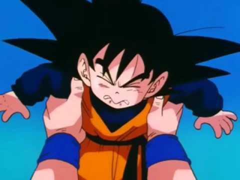 Goku regresa al otro mundo
