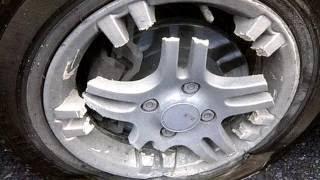 Русские дороги как тест на выносливость китайских литых дисков