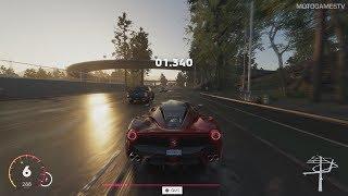 The Crew 2 Beta - Ferrari LaFerrari Test Drive [PS4 Pro]