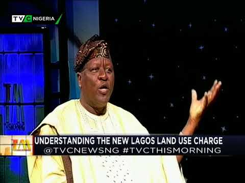 This Morning 8th March 2018 | Understanding Lagos New Land Use Charge
