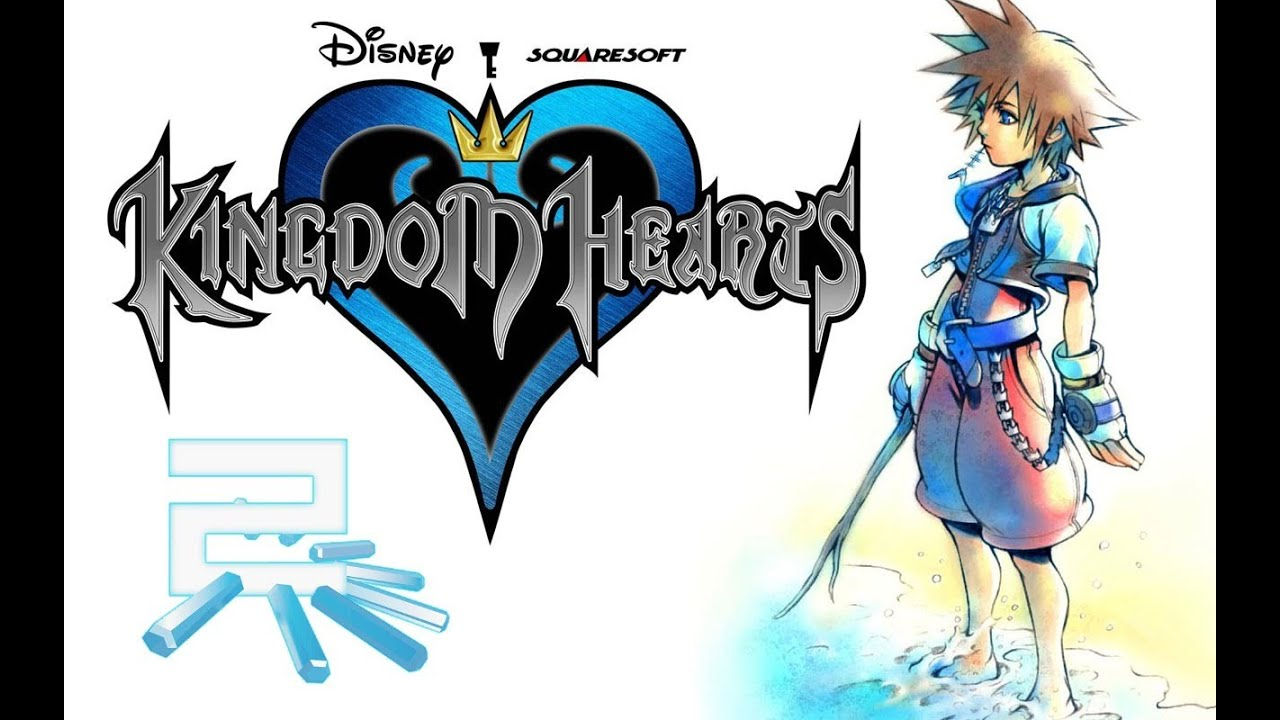 Kingdom Hearts II PS2 ISO Download (USA)