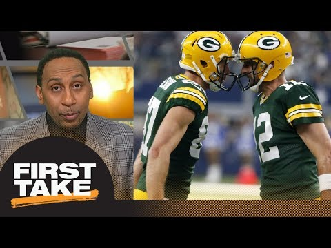 Stephen A. Smith shares his biggest problem with Packers releasing Jordy Nelson   First Take   ESPN