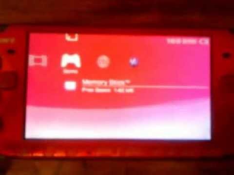 Update psp 3k ofw 5. 03 to ofw 6. 60 youtube.