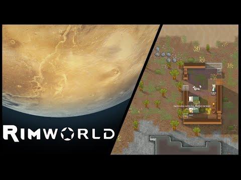 New Game - EP1 | Rimworld Royalty [Royalty DLC] |