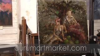 Презентация видео урока живописи Несвоевременность любви