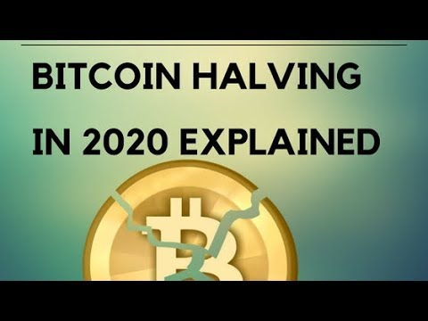 Everything You Need To Know About 2020 Bitcoin Halving