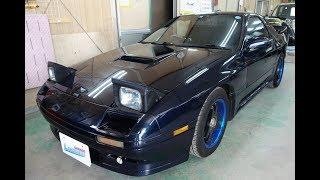 【マツダ RX-7 E-FC3S オールペイント】千葉県からのご来店 ガレージローライド立川 thumbnail