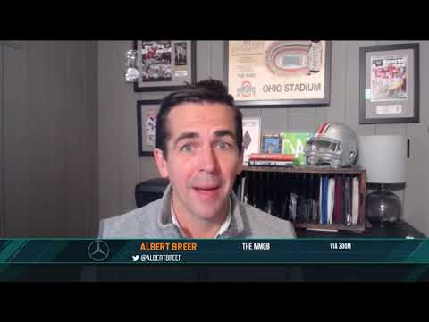 Albert Breer on Dan Patrick Show: Detroit Lions have been kicking tires on a new QB in the draft for two years