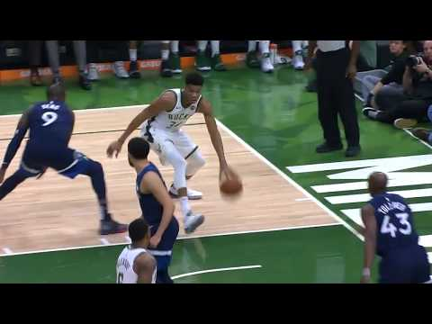 Anthony Tolliver Absolutely Denies Giannis Antetokounmpo