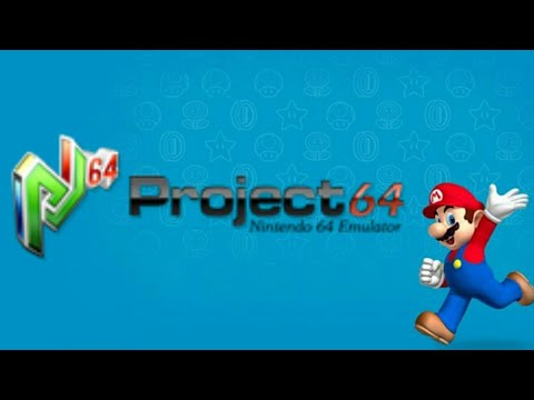 PROJECT 64 ANDROID
