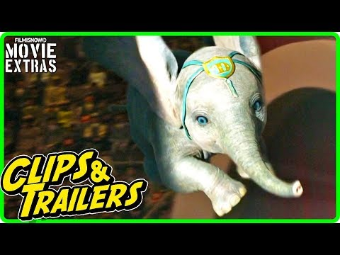 DUMBO | All clips & trailers (2019)