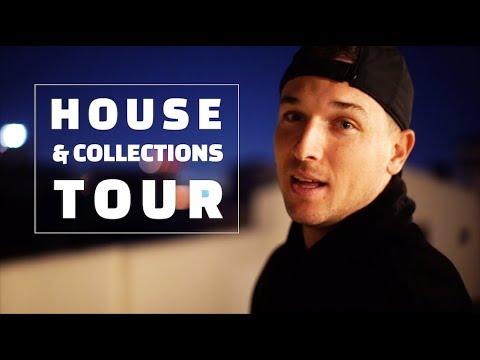 Inside Alex Bregman's 5-Story House (Baseball Memorabilia Tour)