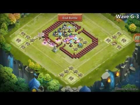 Castle Clash:Grizzly Reaper